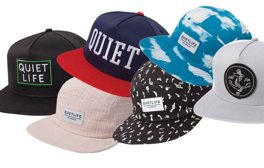 The Quiet Life 2012 Spring Hats!