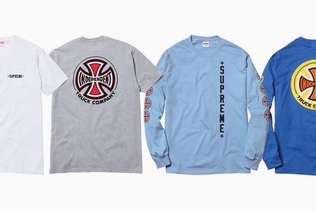 Supreme Spring 2012 New Tees