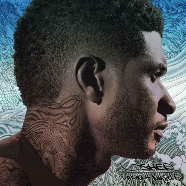 Usher x Looking for Myself (Artwork&Tracklist)