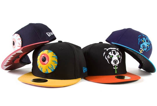 Mishka 2012 Summer New Era Caps