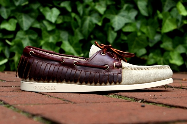 Ronnie Fieg for Sebago 2012 Docksides