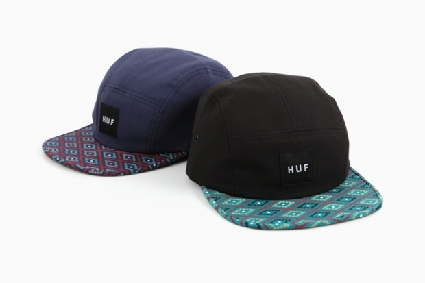 HUF Hex Diamond Caps