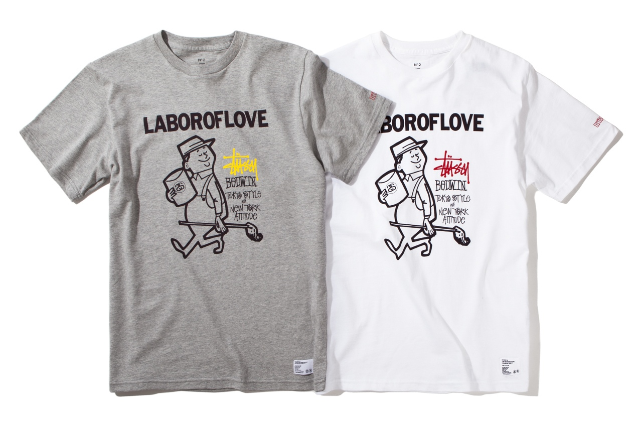 Stussy & The Heartbreak Collection