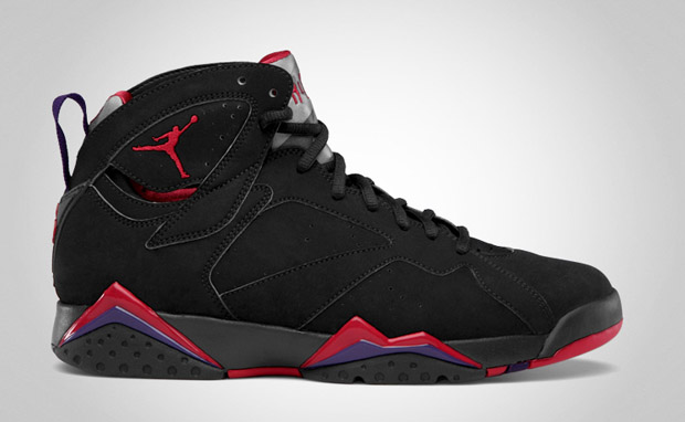 "Air Jordan 7 ""Raptors"" Giveaway"
